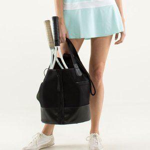 RARE Lululemon match point rally tennis backpack